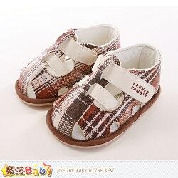 寶寶鞋 嬰幼兒外出鞋 魔法Baby~sh9825