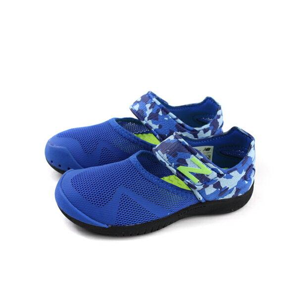 NewBalance運動休閒鞋藍色童鞋KA208BUY-Wno431