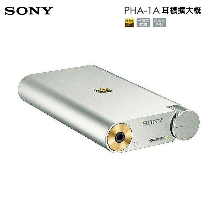 SONY PHA-1A Hi-Res 高解析音效 耳机扩大器 公司货上网登录两年保固