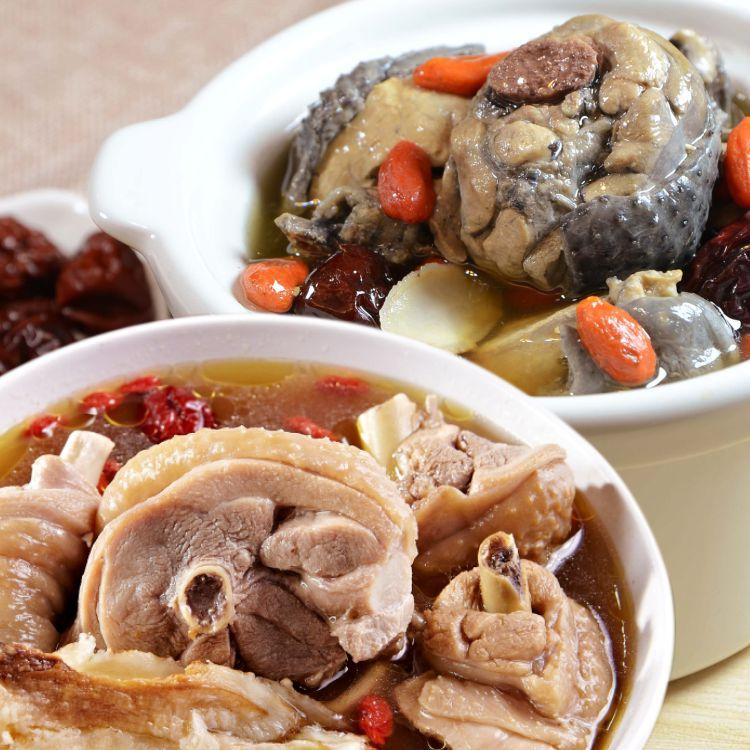 雙天王藥膳雞湯組(共4包)