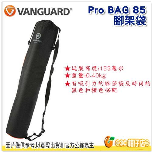 VANGUARD 精嘉 PRO BAG 85 腳架袋 劉氏公司貨 另售 腳架背帶 BAG 80 清潔組 等