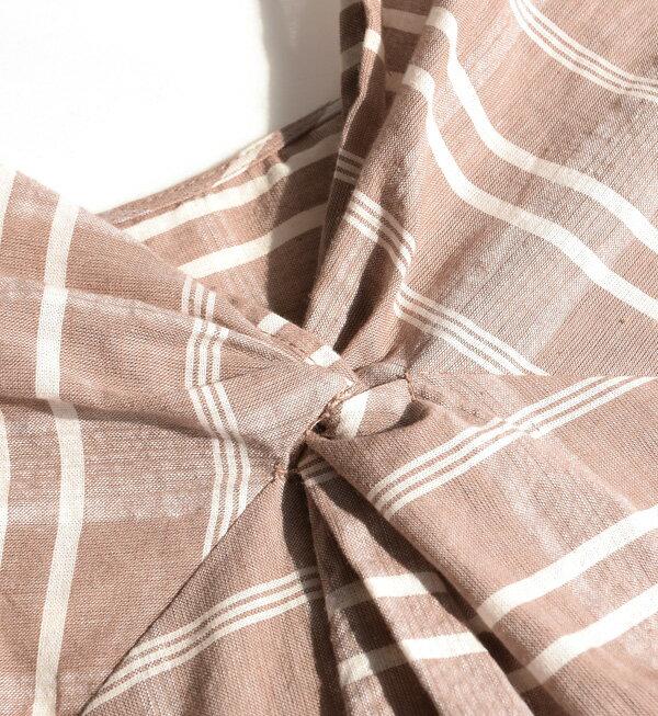 日本e-zakka / 休閒格紋7分袖上衣 / 32620-1801255 / 日本必買 代購 / 日本樂天直送(2900) 9