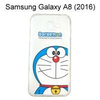 小叮噹週邊商品推薦哆啦A夢空壓氣墊軟殼 [大臉] Samsung Galaxy A8 (2016) 小叮噹【正版授權】
