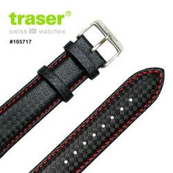 Traser Rubber_Strap 皮革錶帶# 105717【AH03141】i-Style居家生活
