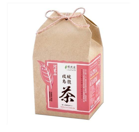 鏡感樂活市集:天香堂頤然莊阿里山玫瑰烏龍茶包3.5gx18入包