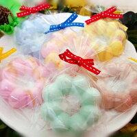 婚禮小物推薦到婚禮小物-波堤甜甜圈手工皂 (一組5入)  甜點皂/節日禮品【棠逸手作皂 】