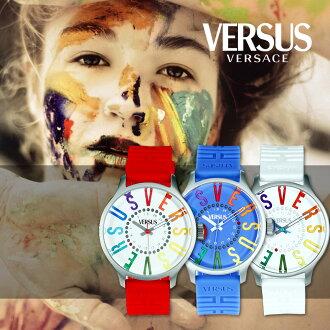 【嚴購網】Versus米蘭時裝週強力主打款大錶面腕錶