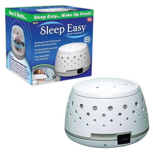 1 Pack Sleep Easy Sound Conditioner, White Noise Machine f6096c1178ebc032b95f9b194e971283