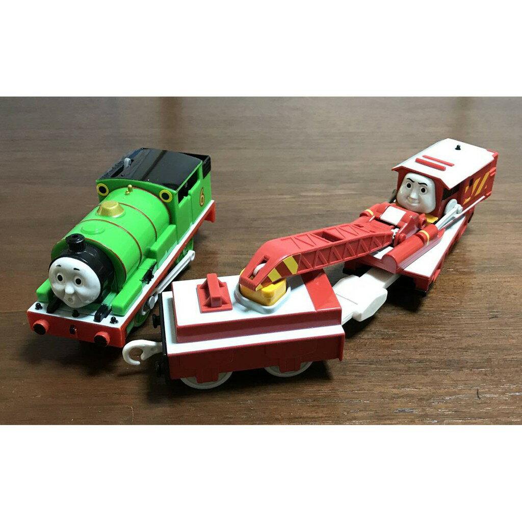 【預購】Plarail Takara Tomy 湯瑪士小火車 電動軌道火車系列 培西  鐵道王國  TS-17【星野日本玩具】