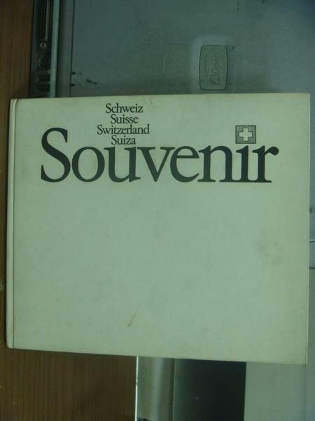 ~書寶 書T5/收藏_PLA~Schweiz Suisse…Souvenir