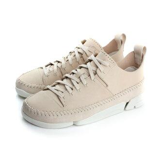 《限時5折》Clarks Trigenic Flex 休閒鞋 粉 女款 no741