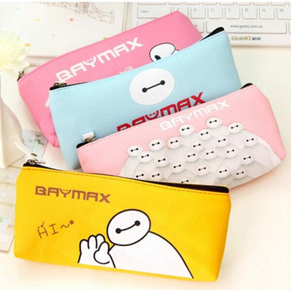 Baymax收納袋-超萌杯麵防水收納袋 化妝包 筆袋【AN SHOP】 - 限時優惠好康折扣
