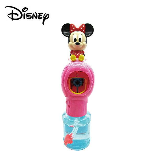 【日本正版】米妮 音樂 泡泡槍 泡泡機 電動泡泡槍 Minnie 迪士尼 Disney - 067486