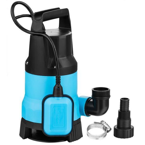 550W Enery Saving Clean Submersible Garden Water Pump 0
