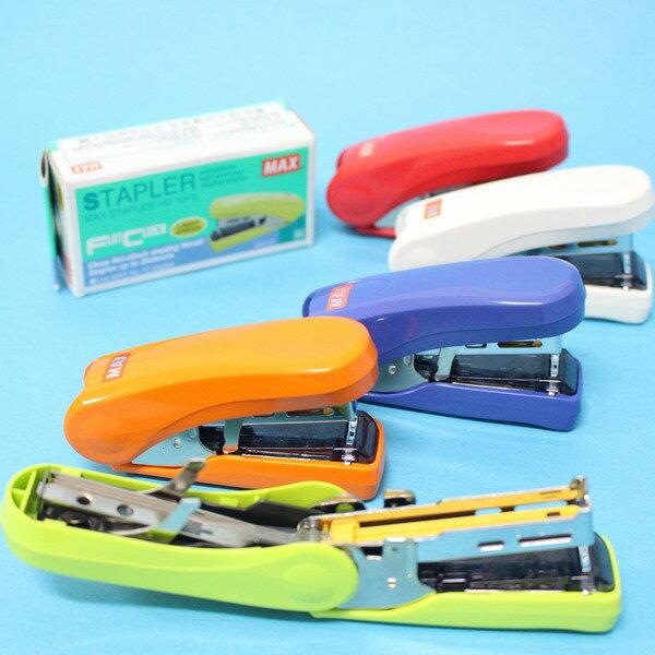 MAX美克司 HD-10FS 雙排平針10號釘書機 / 一大盒10個入 { 定200 }  日本品牌 訂書機 7