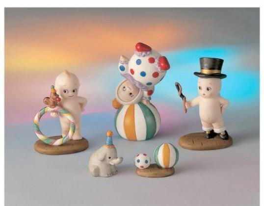 X射線【C712468】日本代購-Q比馬戲團擺飾,絨毛填充玩偶玩具公仔收納擺飾