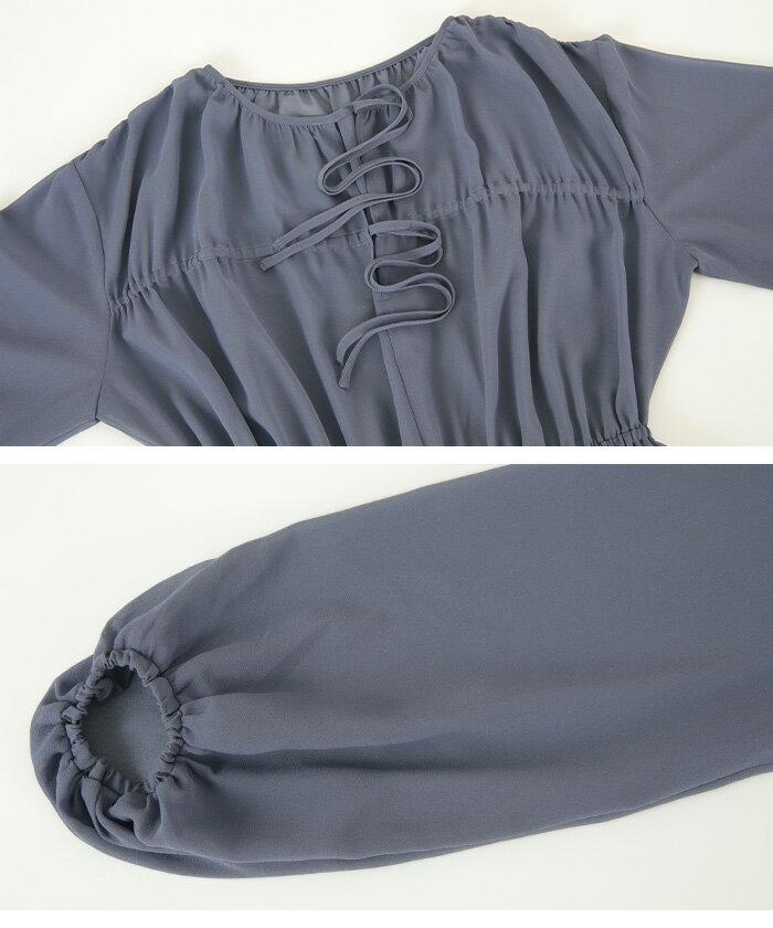 日本Titivate  /  氣質收腰飄逸雪紡連身洋裝  /  avxn0556  /  日本必買 日本樂天直送(4990) /  件件含運 3
