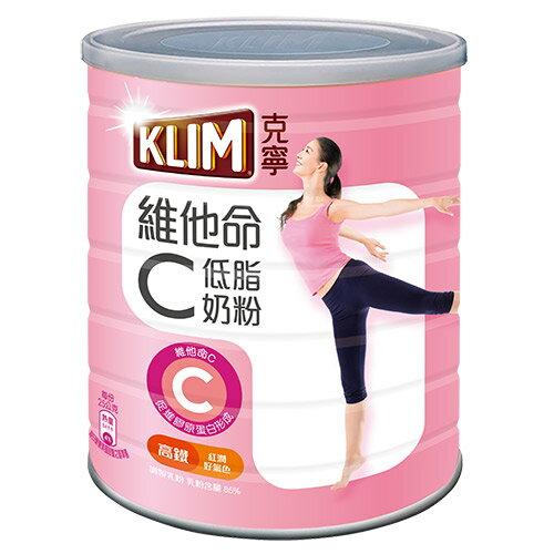 克寧維他命C低脂奶粉1.5kg【愛買】
