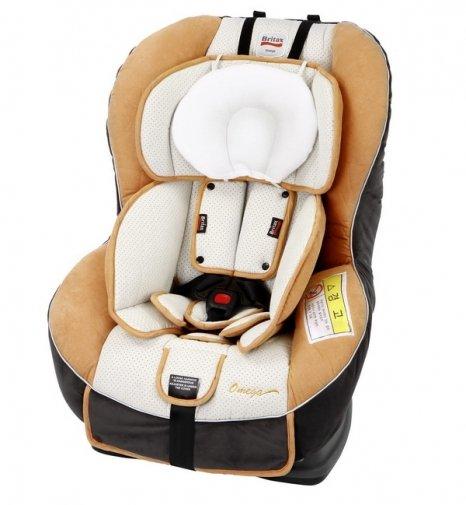 Britax - Omega 0-4歲汽車安全座椅(汽座) -橘
