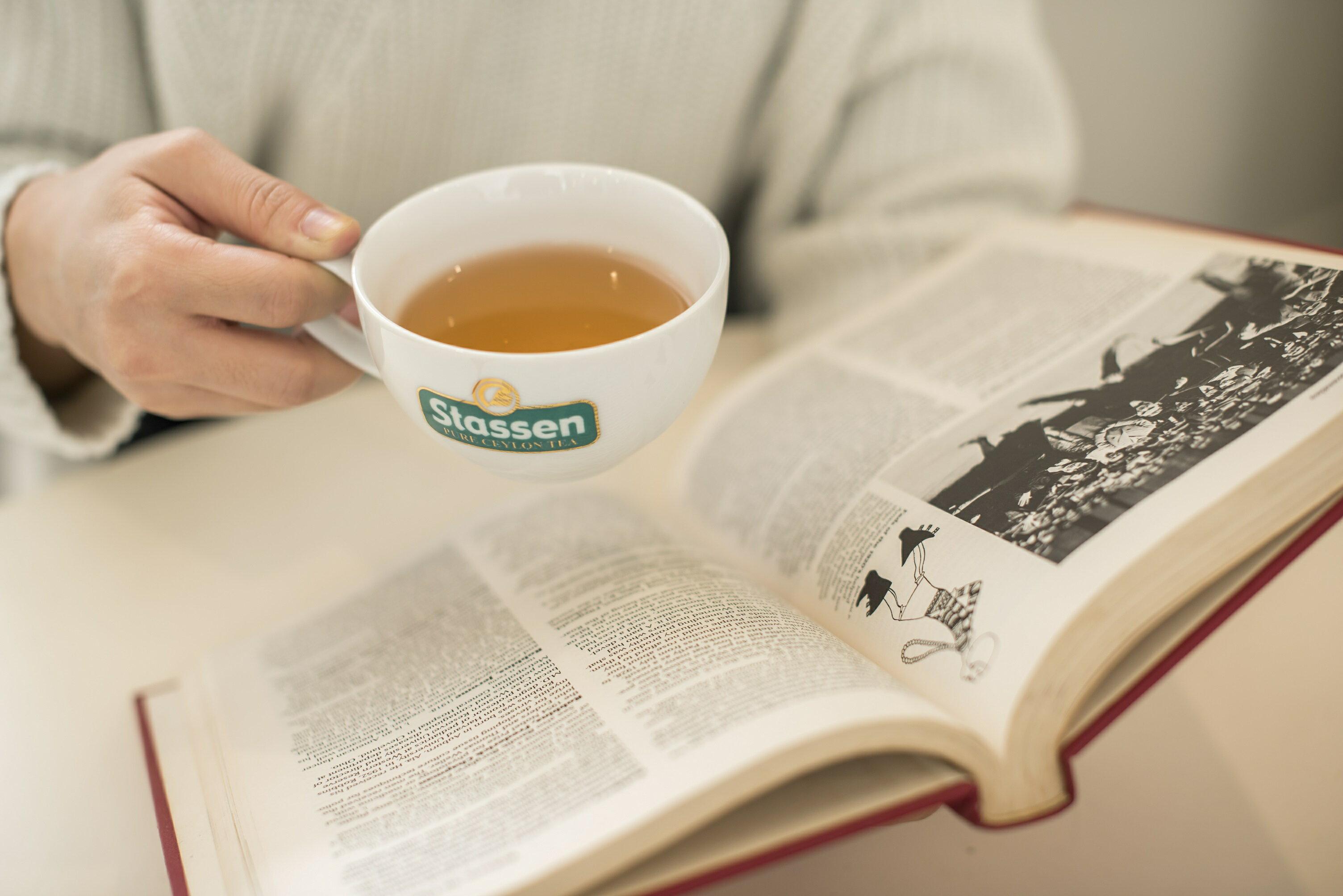 Stassen 司迪生★特級錫蘭紅茶★【25入*1盒】 1