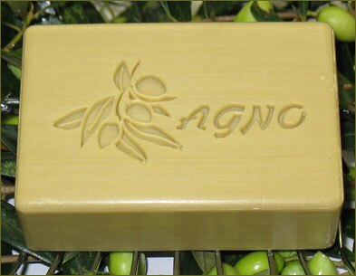 Agno 希臘女神【橄欖油手工皂】♥薰衣草♥ 1