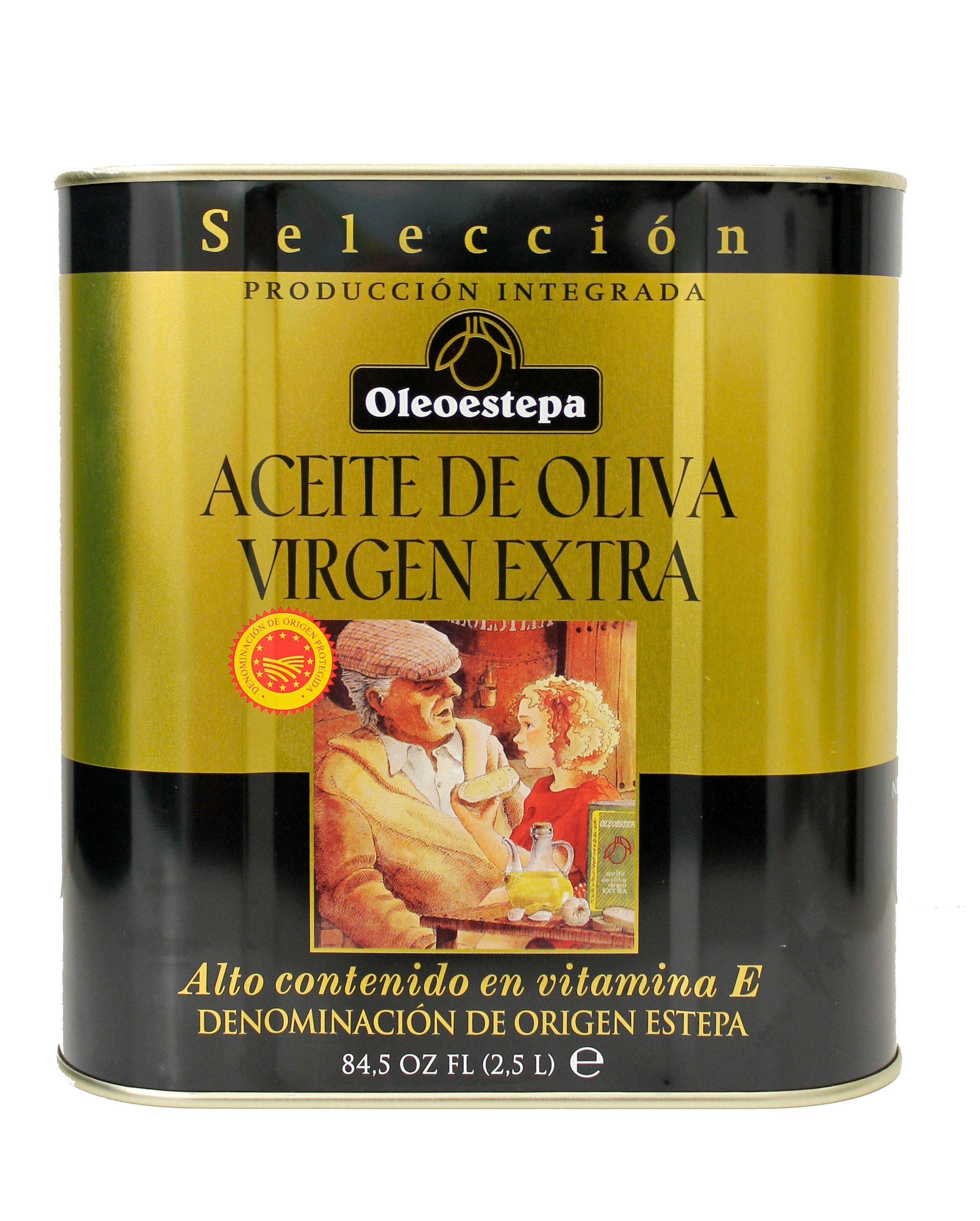 Oleoestepa 奧立弗★頂級(特級)初榨橄欖油【2.5L*1罐】★ 0