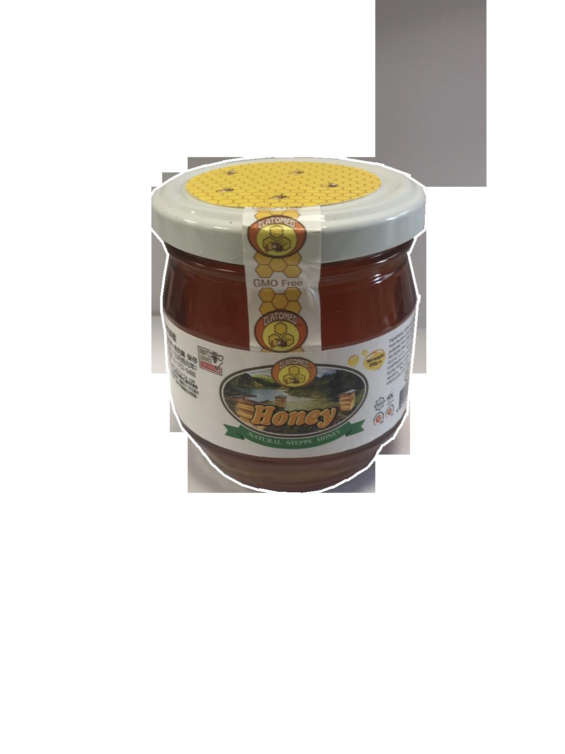 司迪生ZLATOMED100%純淨天然蜂蜜 250g 0