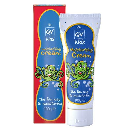 Ego意高 QV兒童專用舒敏照護乳霜100g