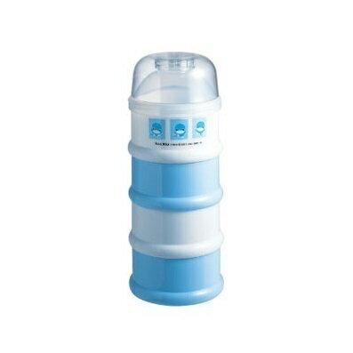 【全系列滿$500送夜燈玩具】台灣【Kuku 酷咕鴨】四層奶粉罐 - 限時優惠好康折扣