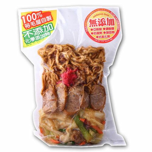 茶美豬日式懷舊炒麵 2