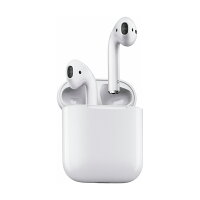 Apple AirPods Bluetooth Wireless Earbud True Earphones w/Mic Deals