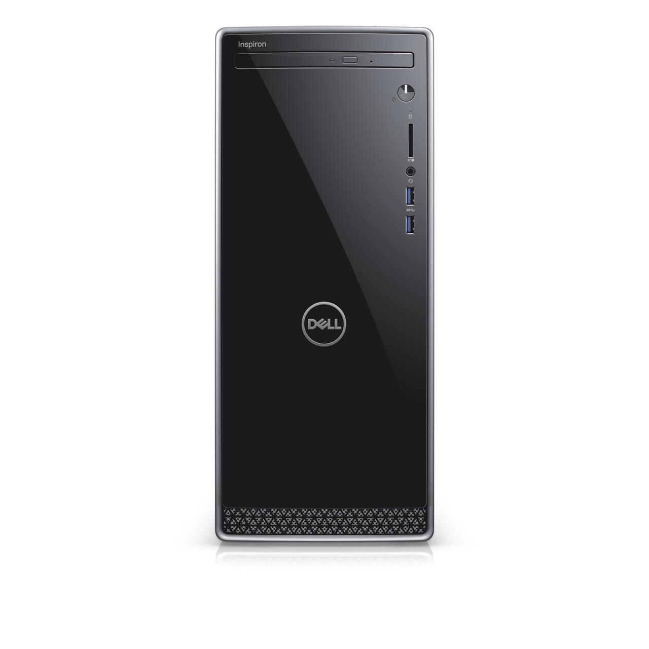 Dell Inspiron 3671 Desktop with Intel Octa Core i7 9700 / 12GB / 256GB SSD / Win 10