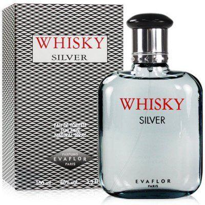 香水1986~Whisky Silver 威士忌型男淡香水 100ml