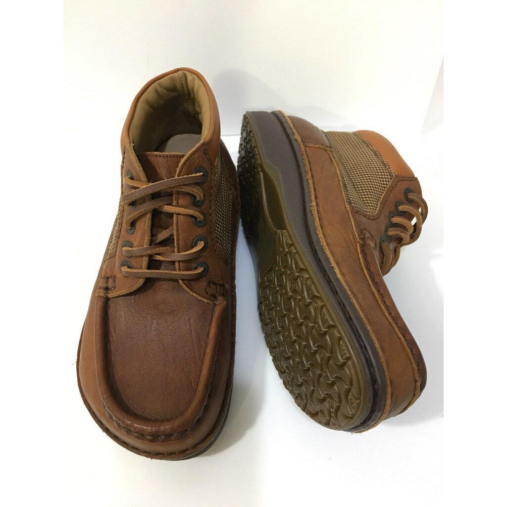 宜蘭勃肯 BIRKENSTOCK footprints系列  OSAKA N 咖格短靴 出清特價