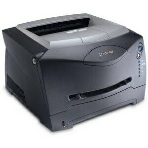 Lexmark E234 Laser Printer - Monochrome - 25 ppm Mono - USB, Parallel - PC, Mac 1