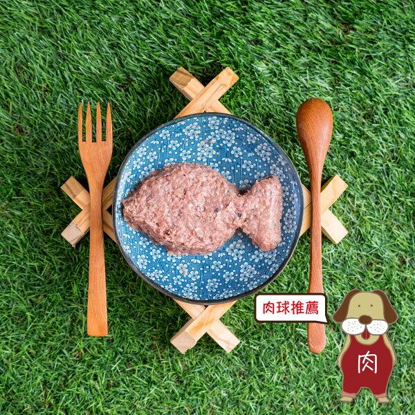 心僕鮮食:(寵物食品)狗狗鯖魚泥(100公克x24包箱)