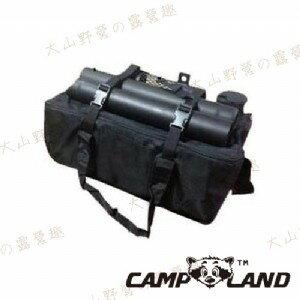 【露營趣】中和安坑 CAMP LAND RV-ST980-SCB 柴爐專用收納袋 裝備袋 PETROMAX 適LOKI經典柴爐