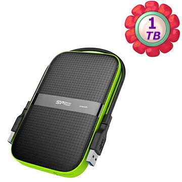 Silicon Power 1TB 1T【Armor A60】廣穎 USB3.0 2.5 行動外接硬碟