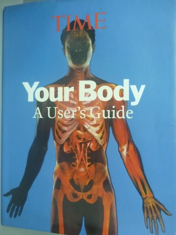 ~書寶 書T3/大學理工醫_YCW~Your Body_Park Alice