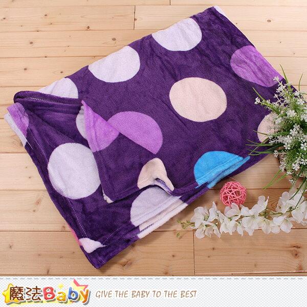 法蘭絨毛毯 140x210cm 四季毯 魔法Baby~w61014