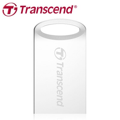 創見 JF510S 8G USB2.0 冷調銀 鋅合金防塵防震防水碟 2.7公克  個 ~
