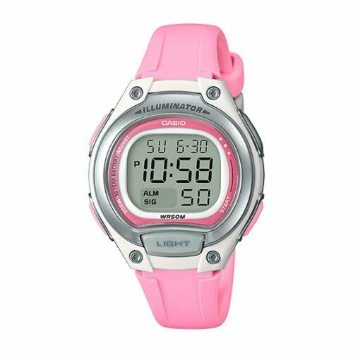 CASIO G-SHOCK LW-203-4A長效環保電池小巧數位時尚腕錶