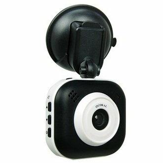 【CORAL】DVR-318 熊貓眼 小巧型行車記錄器