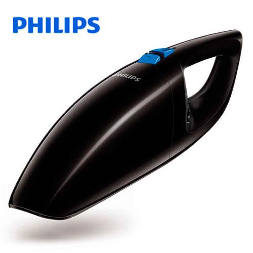 PHILIPS 飛利浦 FC6152 手持式吸塵器 鎳氫電池 買就送雙層不銹鋼保溫飯盒