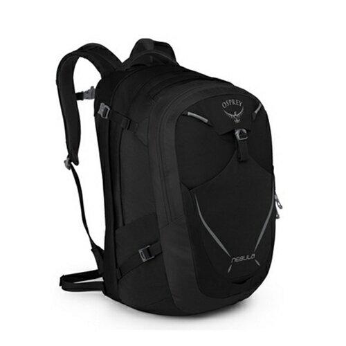 【露營趣】中和安坑 送贈品 Osprey NEBULA 34公升 男款 電腦背包 旅行背包 休閒背包 筆記型電腦包