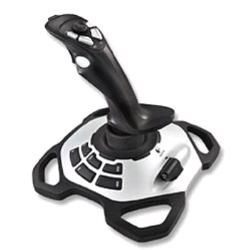 [NOVA成功3C]羅技 Logitech 閃靈鈦翼二代 飛行搖桿 彎曲造型手把方向舵