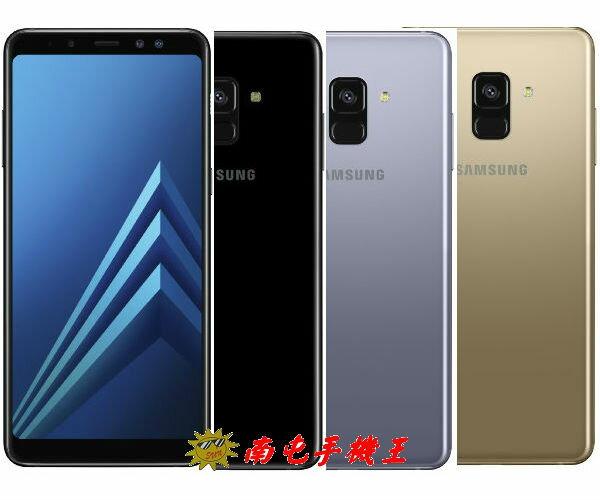 ←南屯手機王→Samsung Galaxy A8 (2018) 4/32GB 美拍奇機 【宅配免運費】