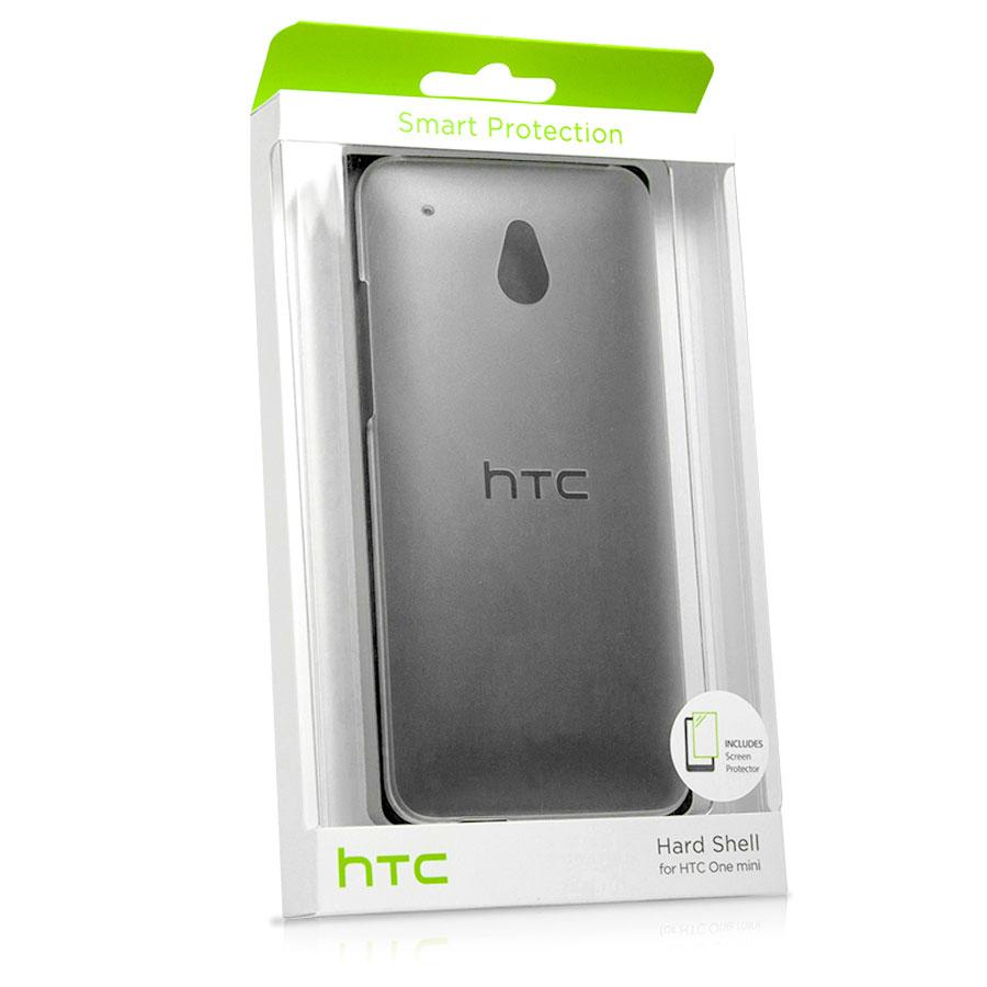 HTC Smart Protection HC C852 硬殼透明保護套 ^(庫存 品^)