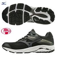 男性慢跑鞋到WAVE INSPIRE 15 支撐型超寬楦男慢跑鞋 J1GC194551(黑)【美津濃MIZUNO】就在MIZUNO 美津濃推薦男性慢跑鞋