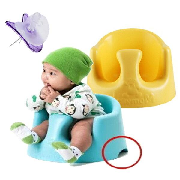 【奇買親子購物網】JellyMom幫寶椅+飛利浦PHILIPS1號奶嘴